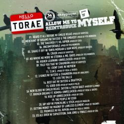 Torae Allow Me To Reintroduce Myself Back Cover