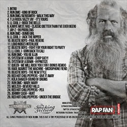 Trackstart The DJ (Some Of) The Best of Rick Rubin Back Cover