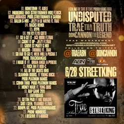 Trae The Truth Undisputed Back Cover