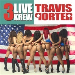 Travis Porter 3 Live Krew Front Cover