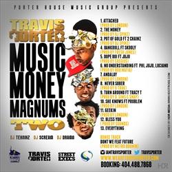 Travis Porter Music Money Magnums 2 Back Cover
