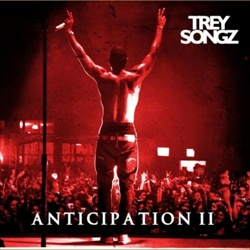 Trey Songz Anticipation II Front Cover