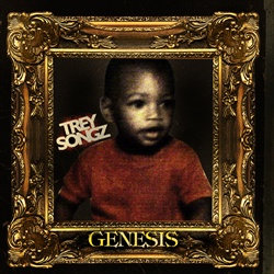 Trey Songz Genesis Front Cover