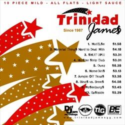Trinidad Jame$ 10 PC Mild Back Cover