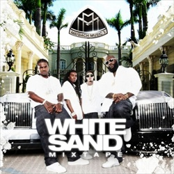 Triple C's White Sand CD 2 Front Cover