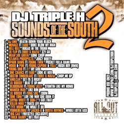 DJ Triple H Sounds Of The South 2 Back Cover