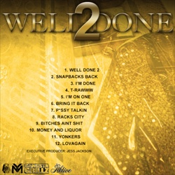 Tyga Well Done 2 Back Cover