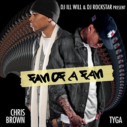 Tyga & Chris Brown Fan of A Fan Front Cover