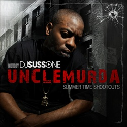 Uncle Murda Summer Time Shootouts Front Cover