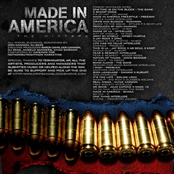 Baron Davis Crips And Bloods: Made In America Back Cover