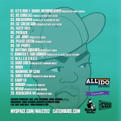 Wale 100 Miles And Running Back Cover