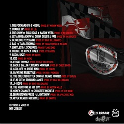 Wale & DJ Clark Kent Folarin Back Cover