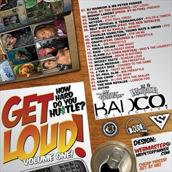 Mr. Peter Parker Get Loud Vol. 1 Back Cover