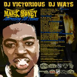 DJ Victorious & DJ Wats Addressing All Issues Back Cover