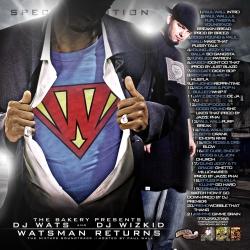 WatsMan Watsman Returns Back Cover