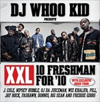 DJ Whoo Kid & XXL 10 Freshman For 10