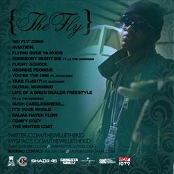 DJ Dram & Willie Da Kid The Fly Back Cover
