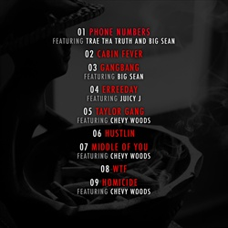 Wiz Khalifa Cabin Fever Back Cover