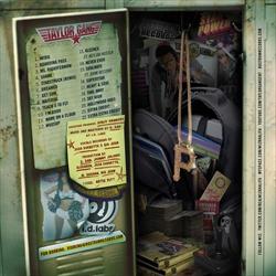 Wiz Khalifa Flight School Back Cover