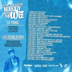 Wiz Khalifa Nobody Beats The Wiz Back Cover