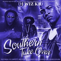 Southern Take Over Mixtape Thumbnail