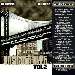 Unsigned Hype Vol. 2 Thumbnail