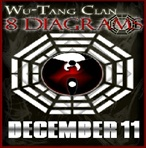 Wu Tang Clan 8 Diagrams Mixtape