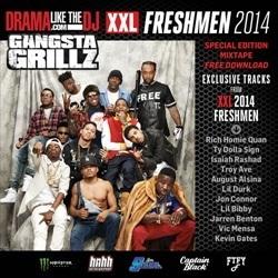 XXL Freshmen 2014 Mixtape Thumbnail