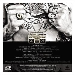 YelaWolf Trunk Muzik Back Cover