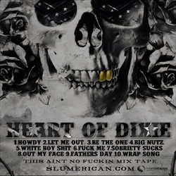 Yelawolf & M16 Heart of Dixie Back Cover