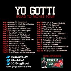 DJ Gregg Street & Yo Gotti Yo Gotti Back Cover