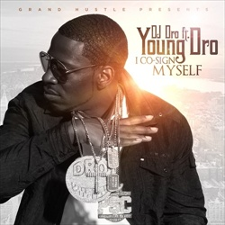 Young Dro I Cosign Myself Front Cover