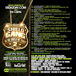 CTE Shield Gang 2 (In The Shield We Trust) Back Cover