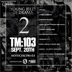 DJ Drama & Young Jeezy The Real Is Back 2 Back Cover