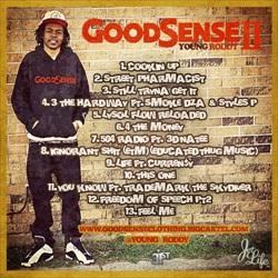 Young Roddy Good Sense 2 Back Cover