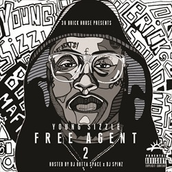 Young Sizzle Free Agents 2 Front Cover