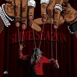 Young Thug Slime Season 2 Front Cover