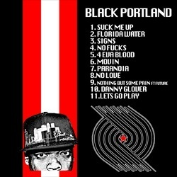 Young Thug & Bloody Jay Black Portland Back Cover